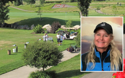 LPGA Southeast Teacher of the Year Award for Crystal Lake Golf Course Pro