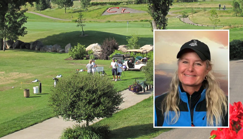 LPGA Southeast Teacher of the Year Award for Crystal Lake Golf Course Pro